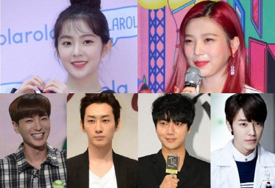 "Red Velvet And Super Junior To Be Featured On ""Running Man"""