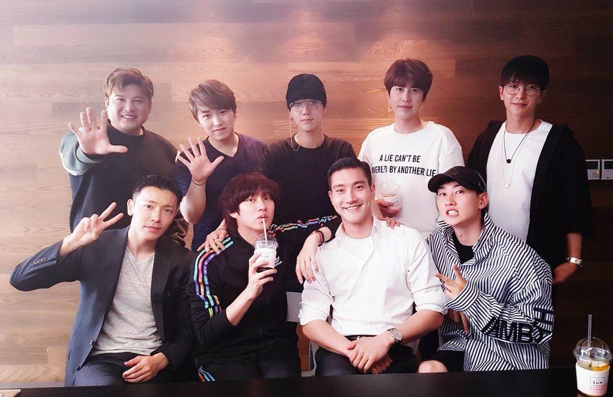 "WATCH: Super Junior Drops New Teaser For ""SJ Returns"""