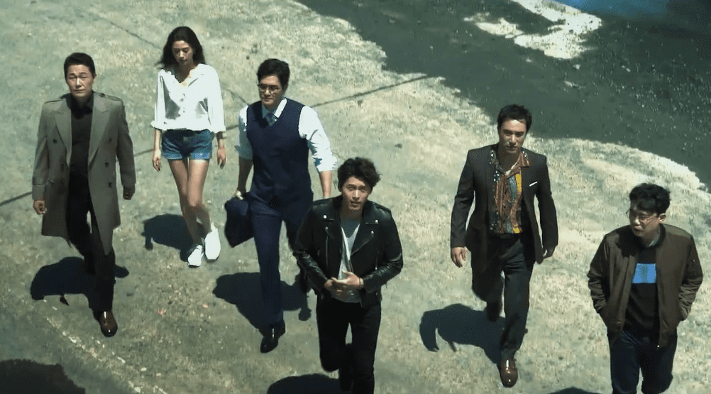 "WATCH: Trailer Released For Hyun Bin's New Film ""The Swindlers"""