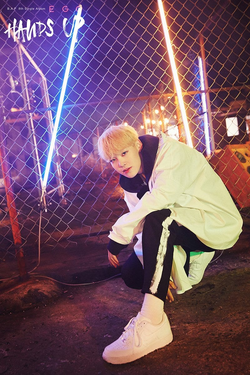 B.A.P Drops New Teasers For Youngjae And Zelo