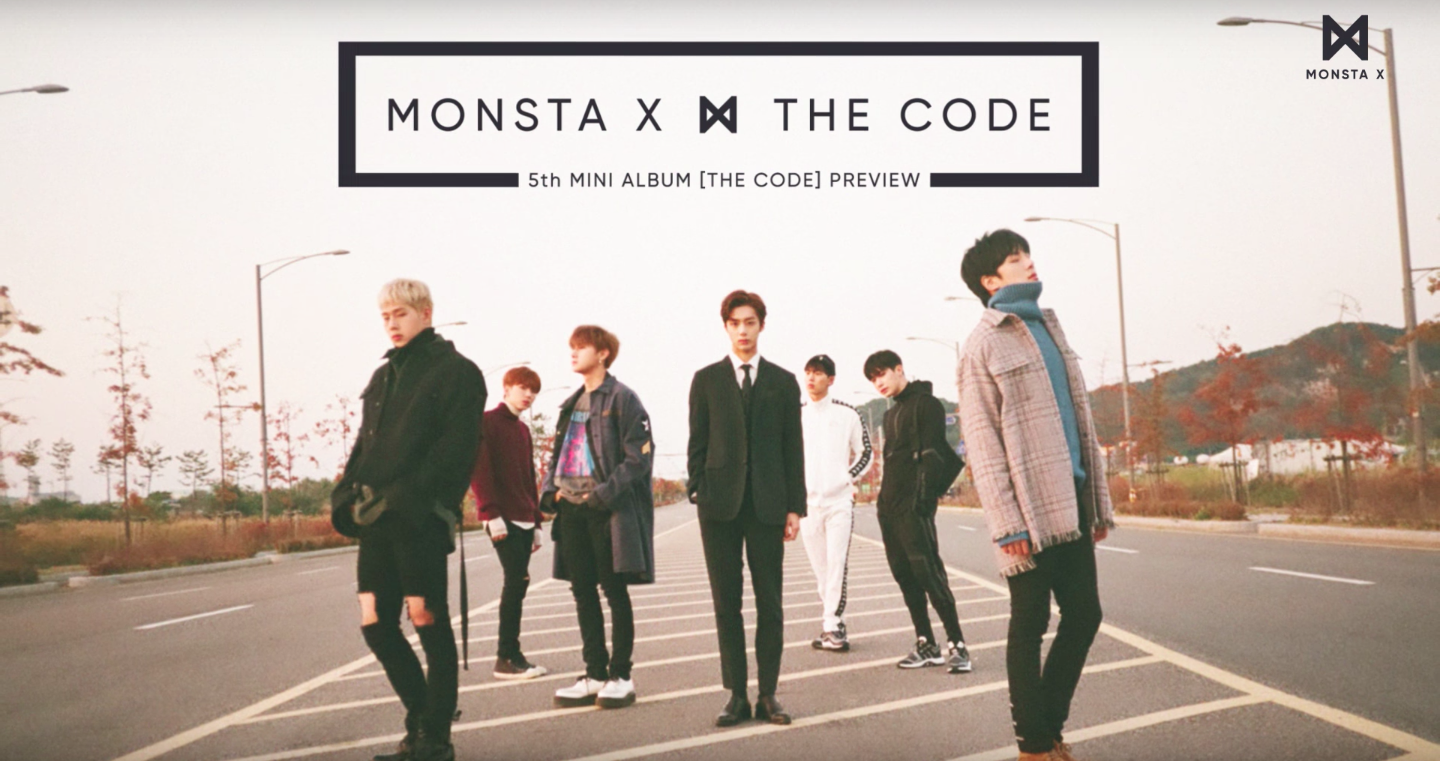 "WATCH: MONSTA X Reveals Grand Highlight Medley For ""The Code"""
