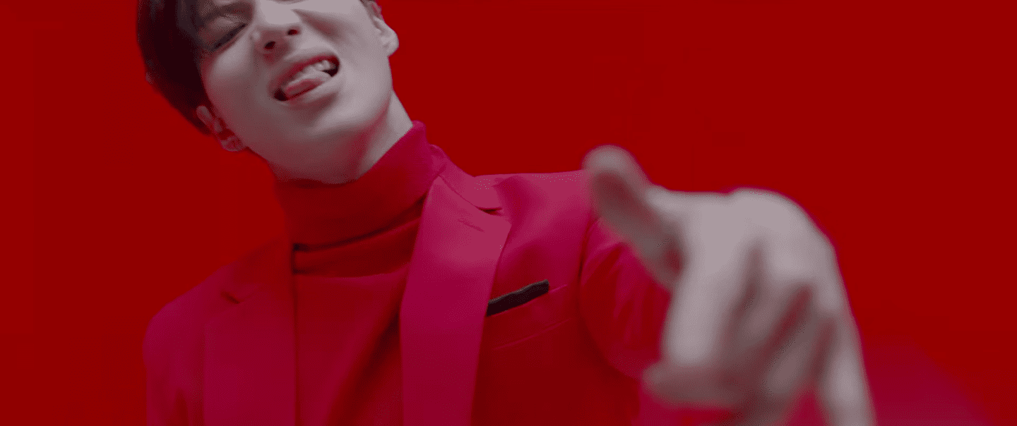 "WATCH: SHINee's Taemin Drops Performance Video For ""Thirsty"""