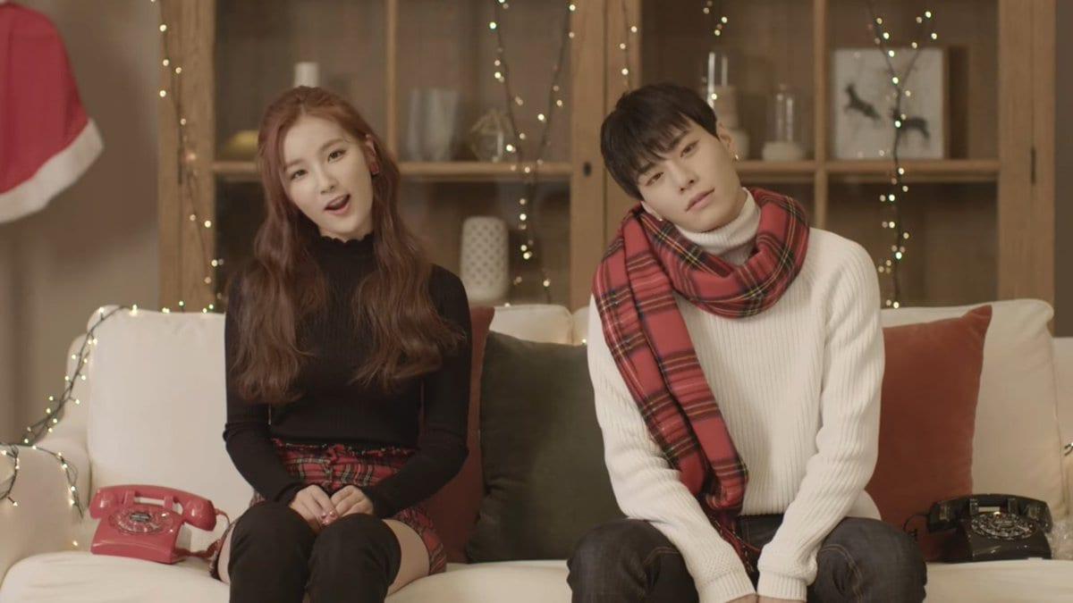 "WATCH: ELRIS's Sohee And JBJ's Sanggyun Are ""Childlike"" In New Duet"