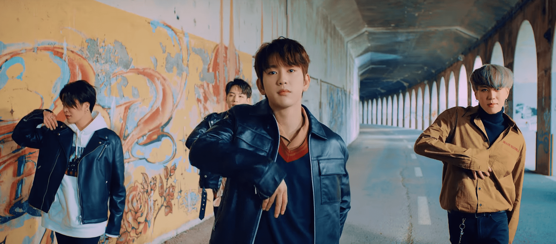 "WATCH: GOT7 Drops Cool Performance MV For ""Teenager"""