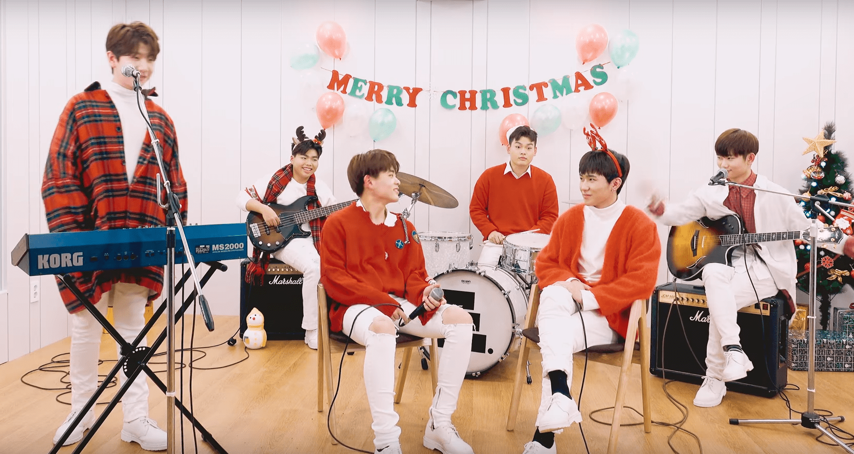 """WATCH: The East Light Shares Christmas Hopes In New """"My Wish"""" Video"""
