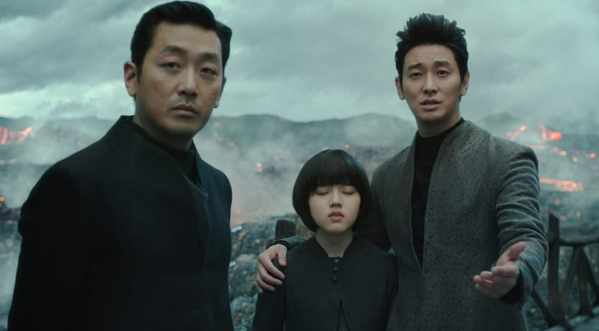 """""""Along With The Gods: The Two Worlds"""" To Screen At Select North American Theaters"""