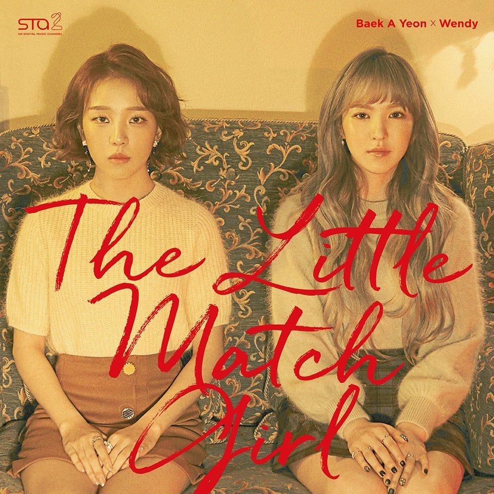 """WATCH: Red Velvet's Wendy And Baek A Yeon Reveal MV For """"The Little Match Girl"""""""