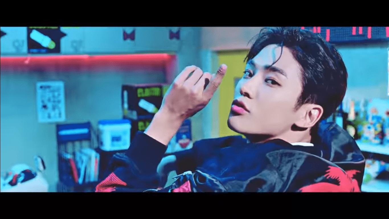 "WATCH: SF9 Drops Fun And Funky MV For ""MAMMA MIA"""
