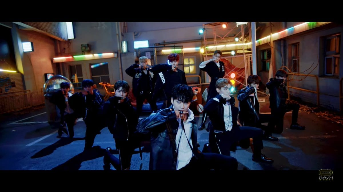 """WATCH: UP10TION Drops Action Film Teaser For """"CANDYLAND"""""""