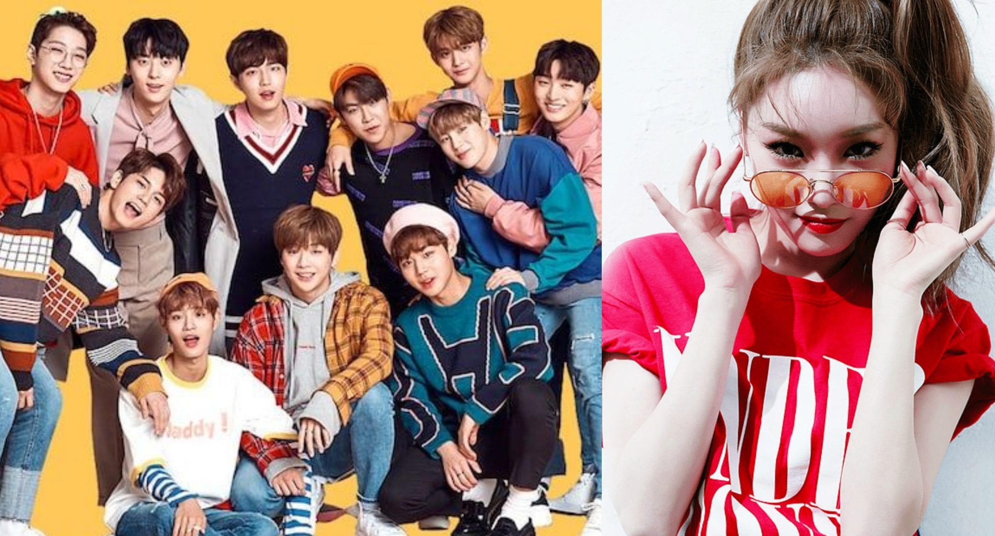 KCON LA 2018 Announces Wanna One And Chungha As First Artists On Lineup