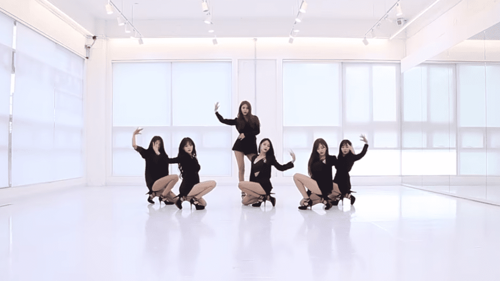 "WATCH: AOA Drops Special Choreography Video For ""Super Duper"""