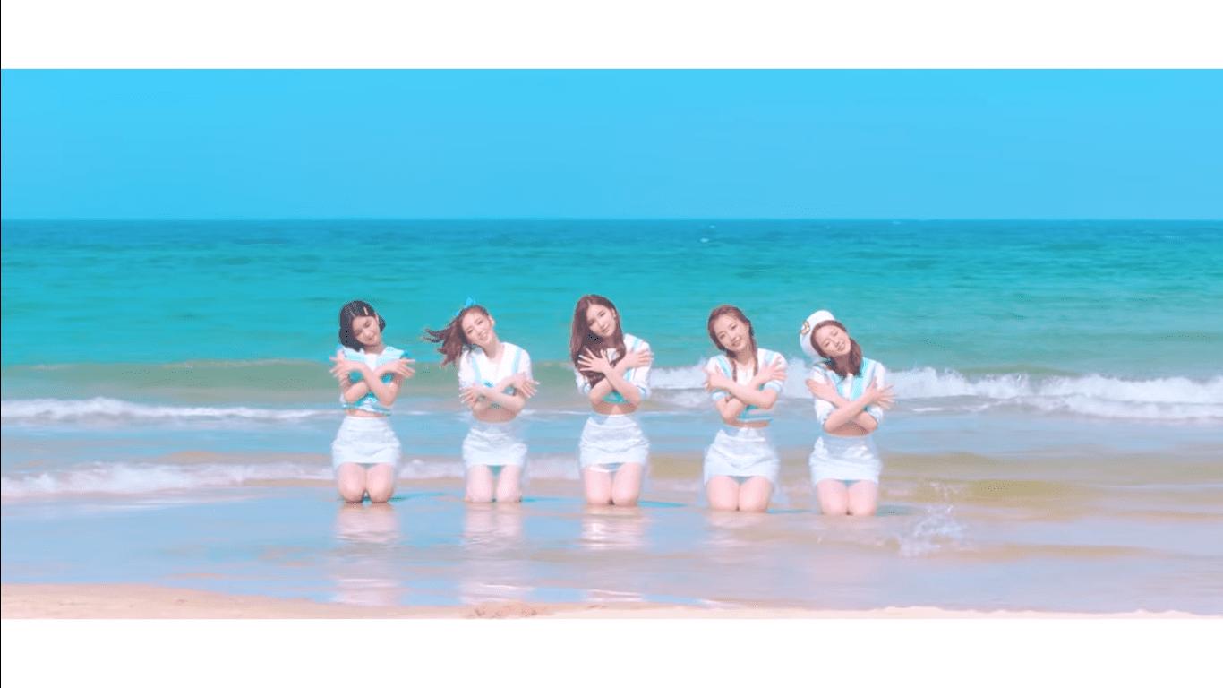 "WATCH: ELRIS Has A ""Summer Dream"" In Cute Comeback MV"