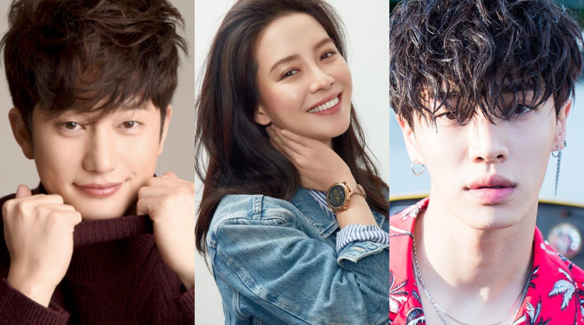 Song Ji Hyo, Park Shi Hoo & Kikwang All Confirmed For New KBS Drama