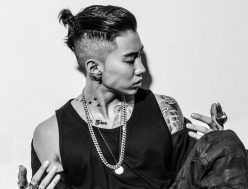 "Jay Park Joins Hip-Hop Survival Show ""The Rap of China"""