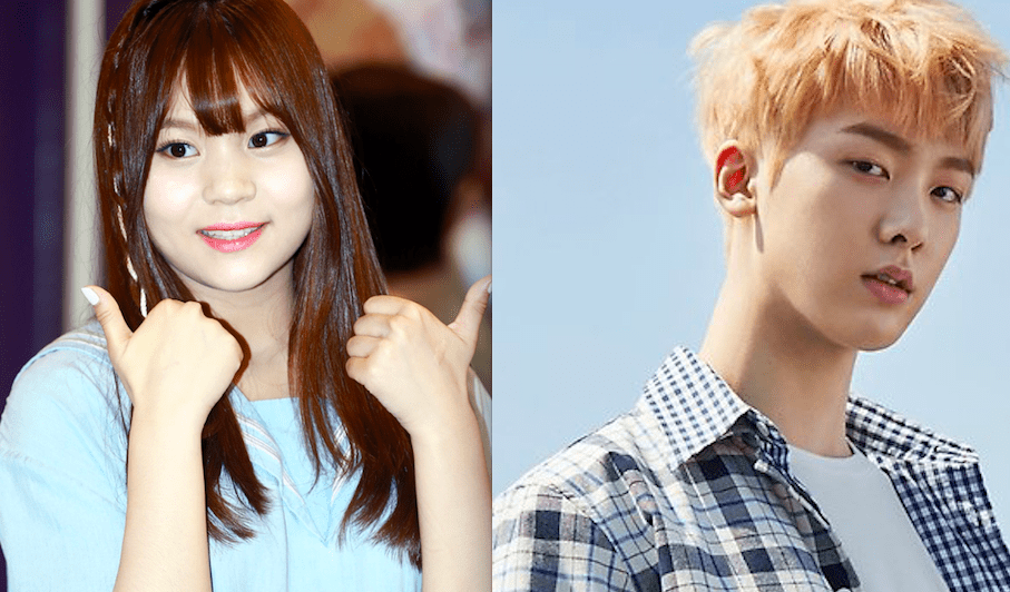 "ASTRO's Sanha And GFRIEND's Umji Take On MC Role For SBS Show ""Yogobara"""