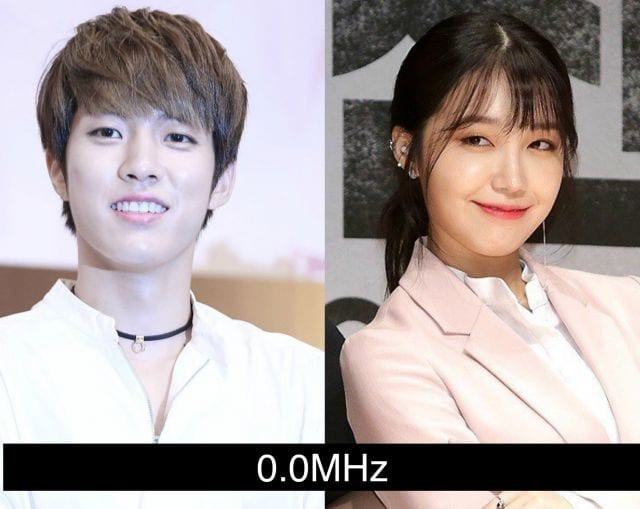 """Upcoming Horror Film """"0.0MHZ"""" To Star Apink's Jung Eunji and INFINITE's Lee Sungyeol"""