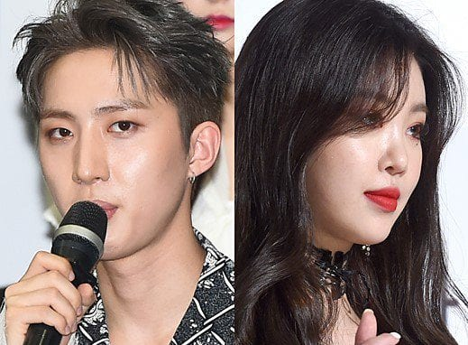 PENTAGON's Hui and (G)I-DLE's Soojin Confirm They Were In A Relationship
