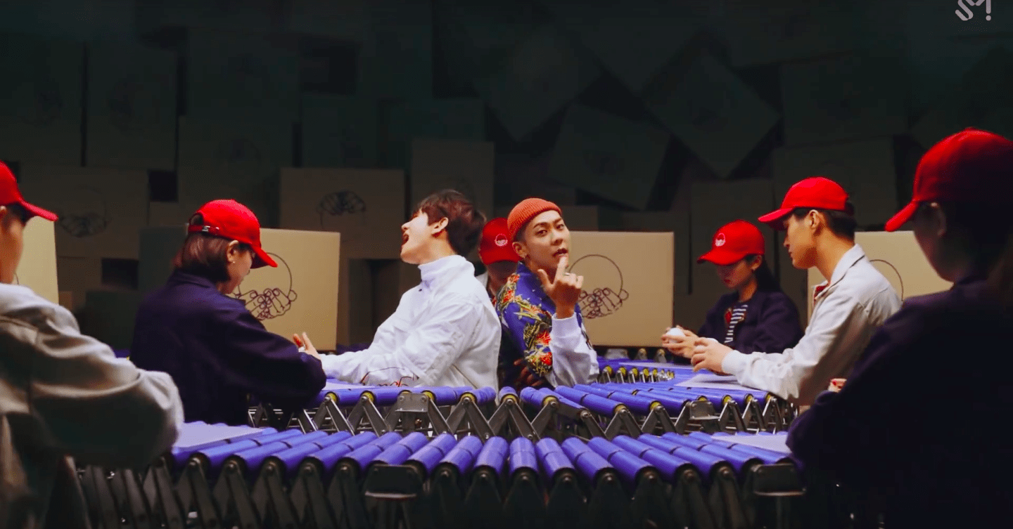 """WATCH: EXO's Baekhyun And LOCO Drop Exciting New MV For """"Young"""""""
