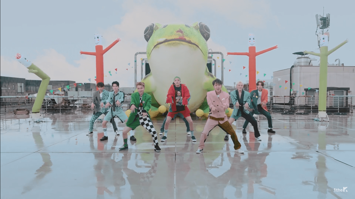 """WATCH: PENTAGON Sings About A """"Naughty Boy"""" In Quirky, New MV"""
