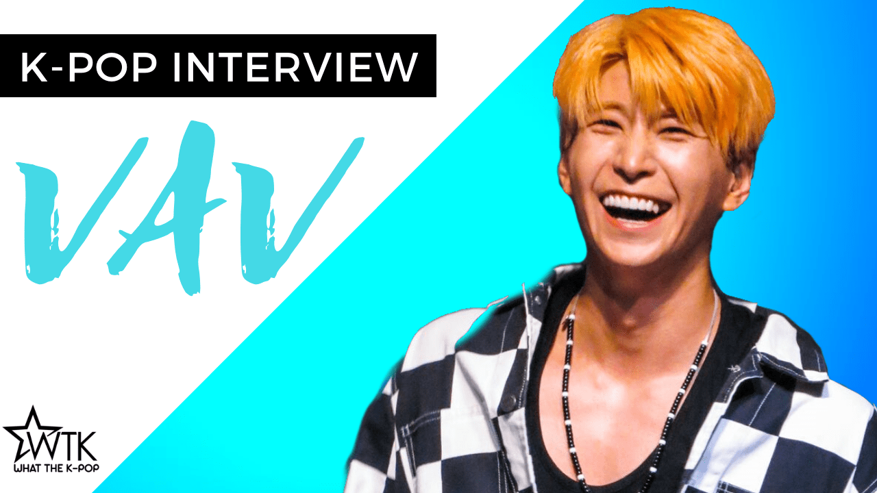 K-POP INTERVIEW: Idol Group VAV Opens Up During First U.S. Tour