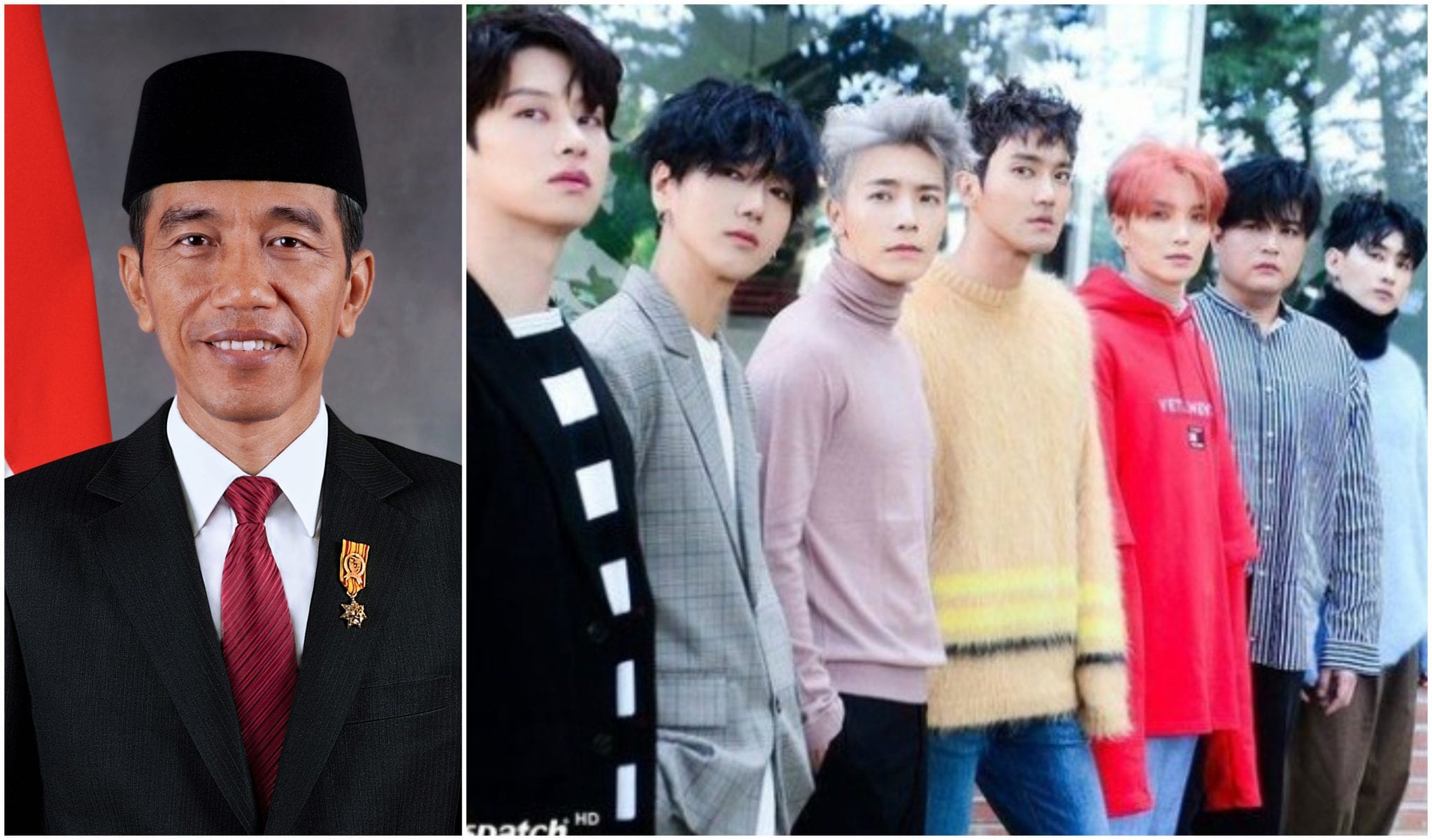 Indonesian President To Meet With Super Junior During Visit To Korea