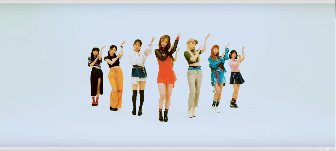 "WATCH: UNI.T Releases Fun and Funky Final MV For ""I Mean"""