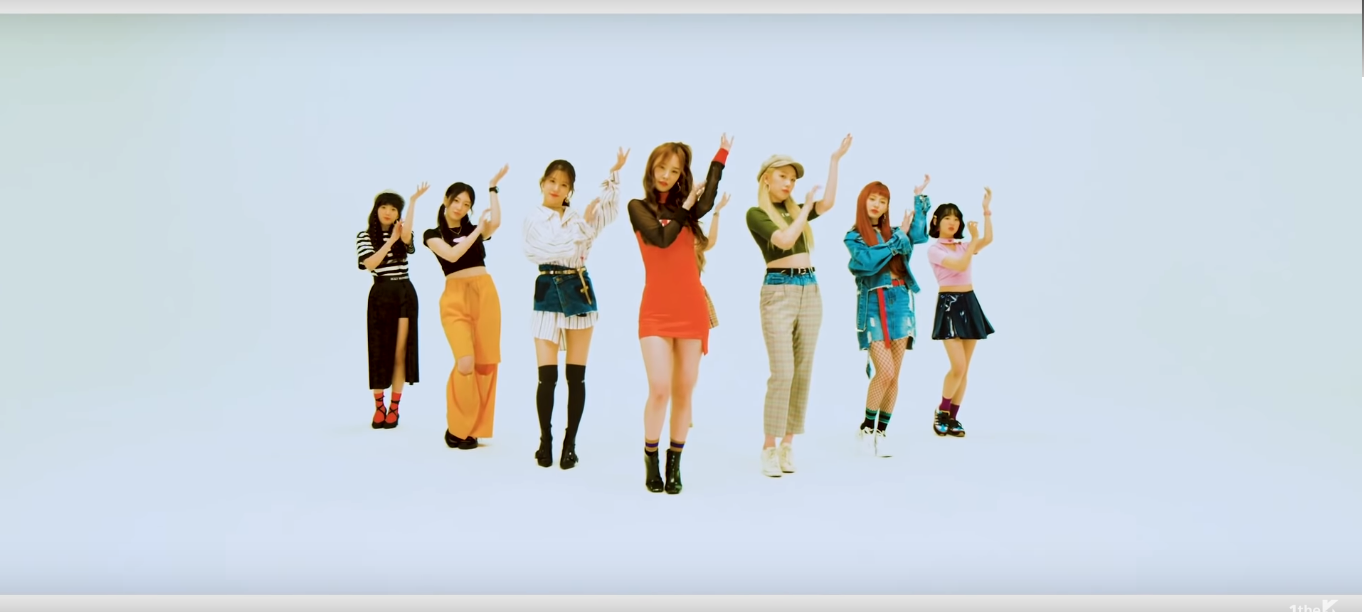 """WATCH: UNI.T Releases Fun and Funky Final MV For """"I Mean"""""""
