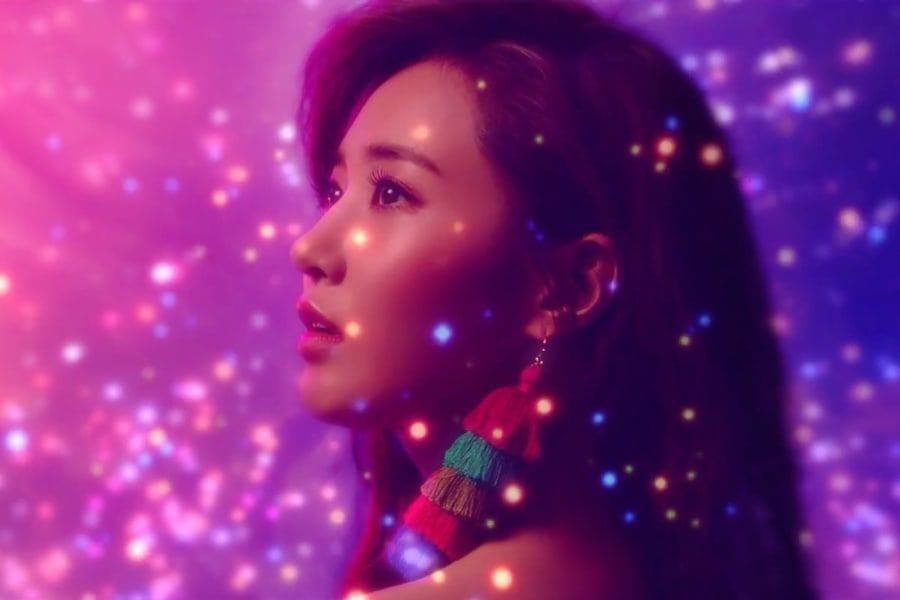 """WATCH: Girls' Generation's Yuri Shines In New MV """"Into You"""""""