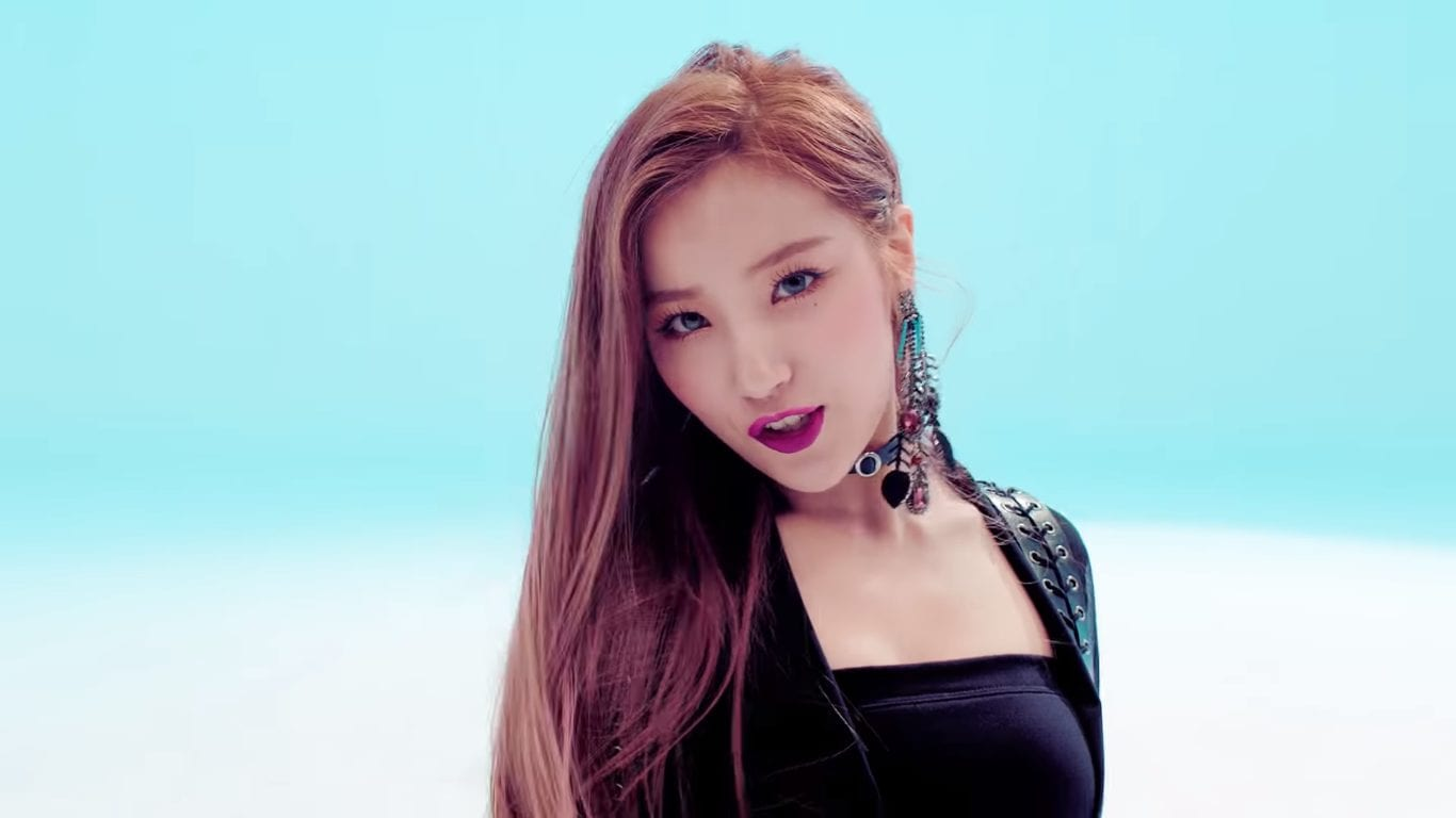 """WATCH: Sohee Wants You To """"Hurry Up"""" In Solo Debut Music Video"""