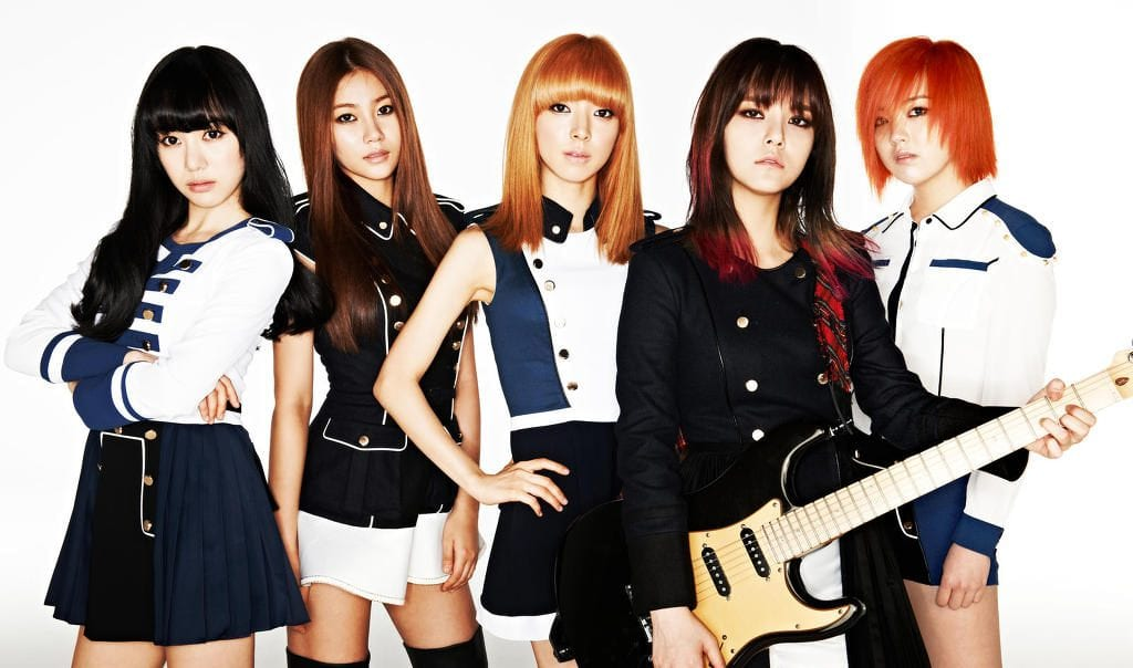 WTK QUIZ: Which Awesome K-Rock Girl Band Should You Be Listening To?