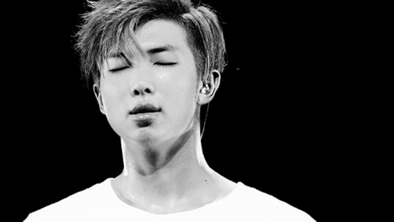 BTS's RM Drops News For New Solo Mixtape Mono