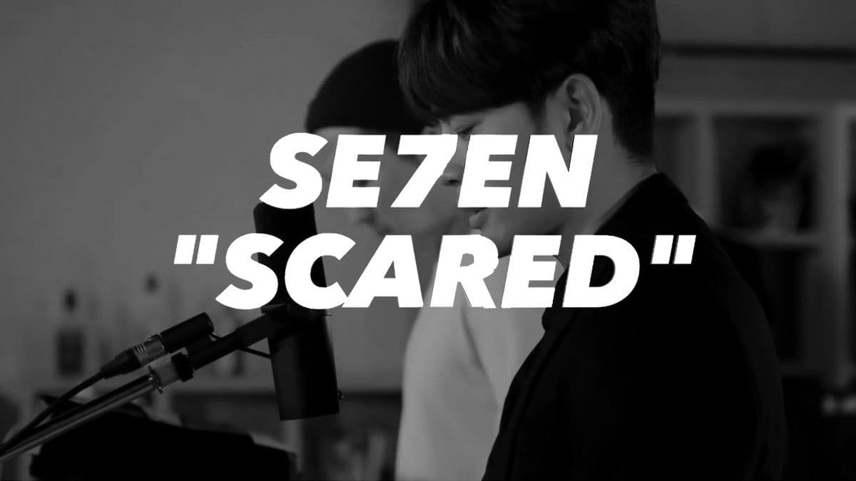 "WATCH: SE7EN Is ""Scared"" Of Love In Special Video For Comeback Single"