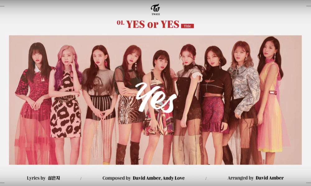 "WATCH: You Can't Say No to TWICE's Confession In New ""YES Or YES"" MV"