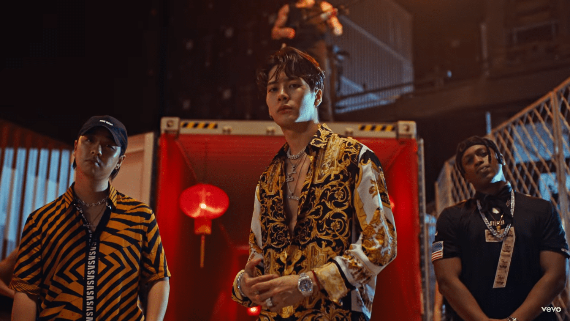 "WATCH: Jackson Wang Plays A ""Different Game"" In New MV Featuring Gucci Mane"