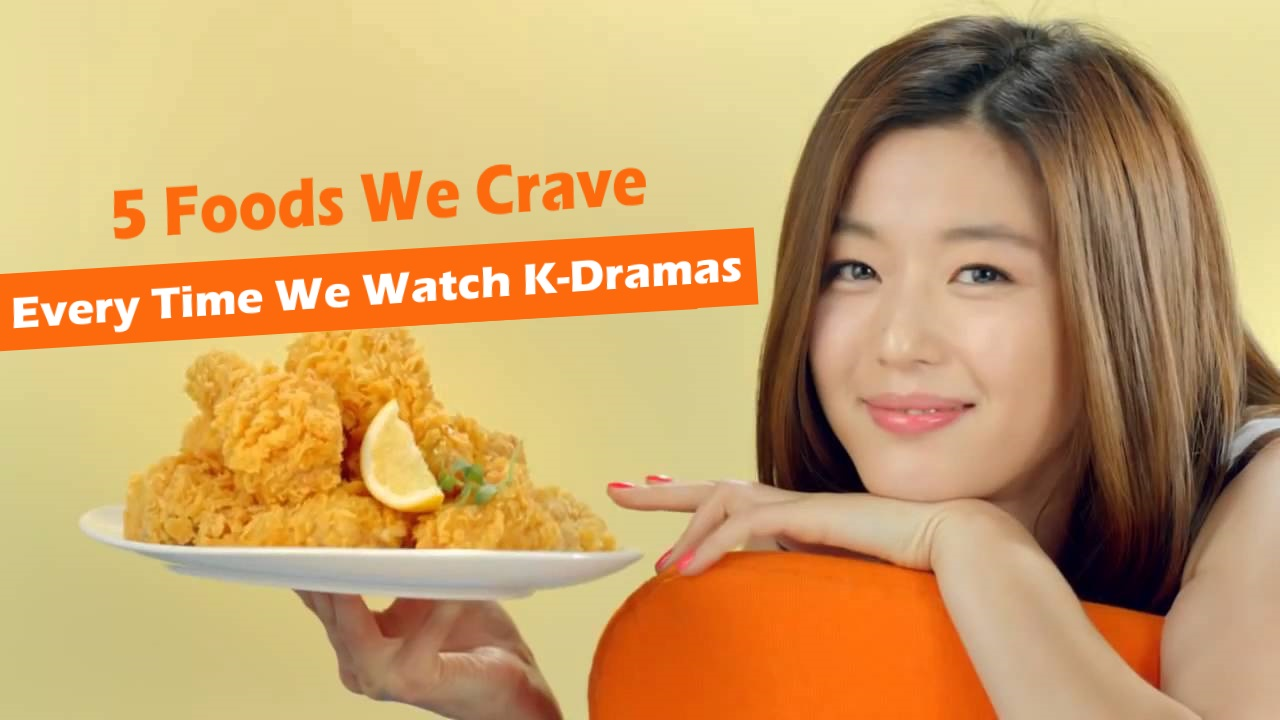 5 Foods We Crave Every Time We Watch K-Dramas
