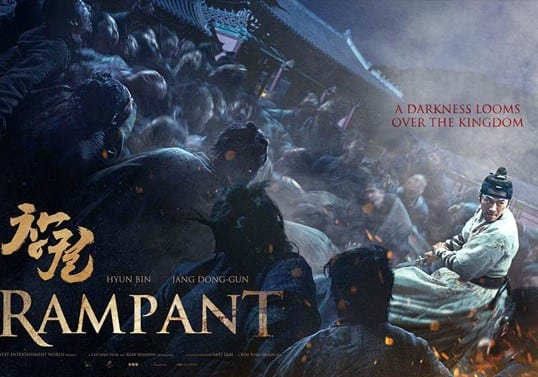 "WTK REVIEW: New Historical Zombie Flick ""Rampant"" Is A Must For Zombie Fans"