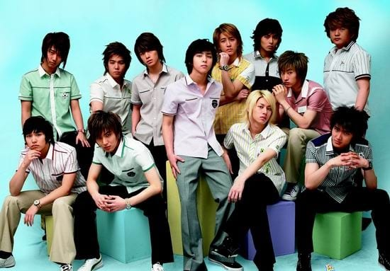 Celebrating The 13 Original Members Of Super Junior For Their 13th Anniversary