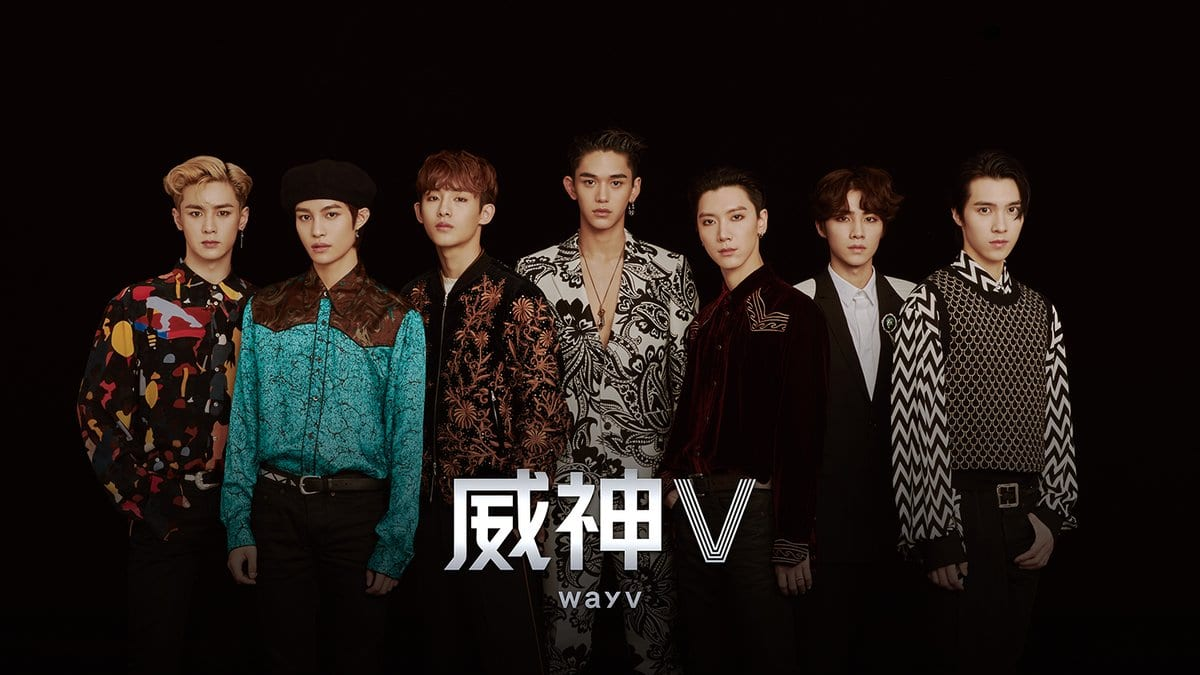 News Of NCT China Unit WayV Announced On New Year's Eve