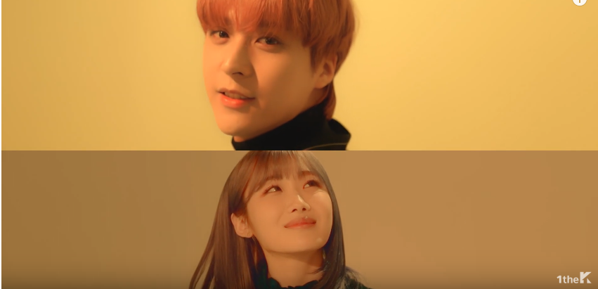 "WATCH: Highlight's Dongwoon And GWSN's Seoryoung Harmonize In ""Color Me"" MV"