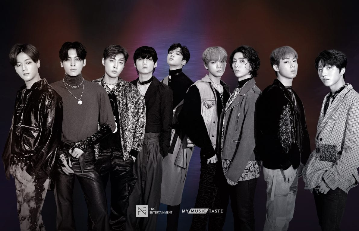 SF9 Announced Cities And Dates For 2019 Tour In USA And Europe