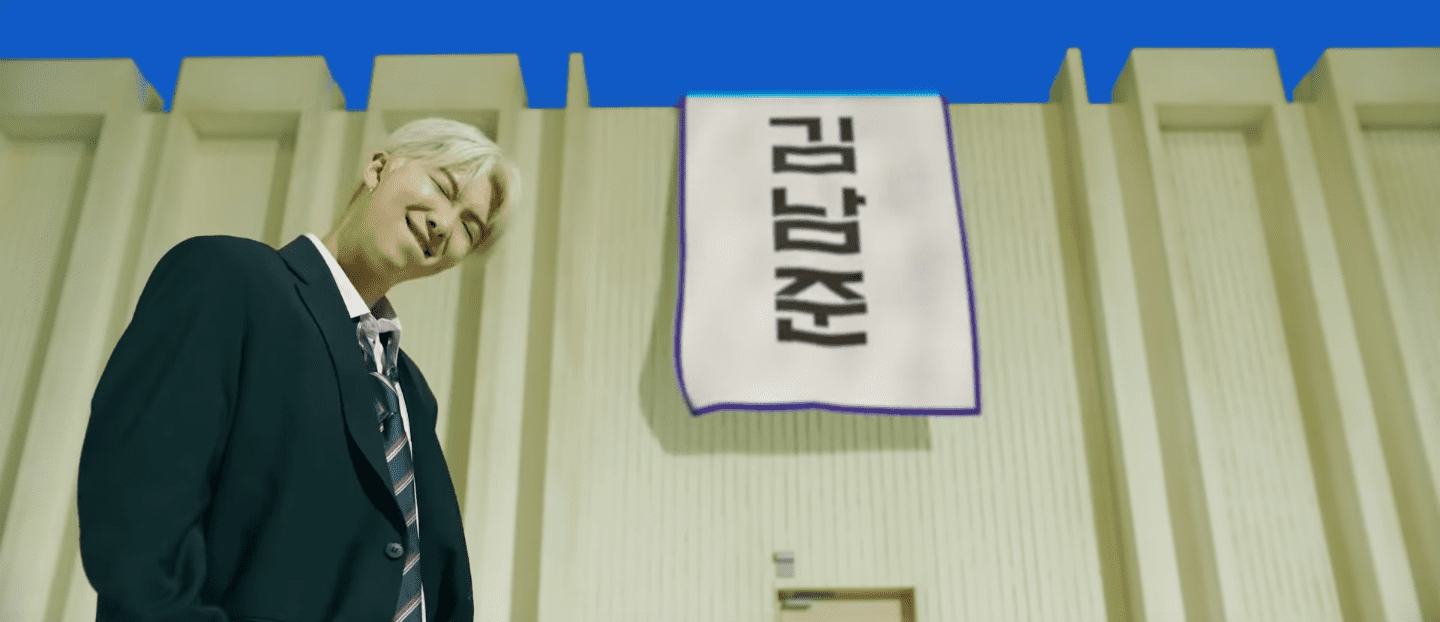"""WATCH: BTS's RM Shows You The """"MAP OF THE SOUL: PERSONA"""" In New Comeback Trailer"""