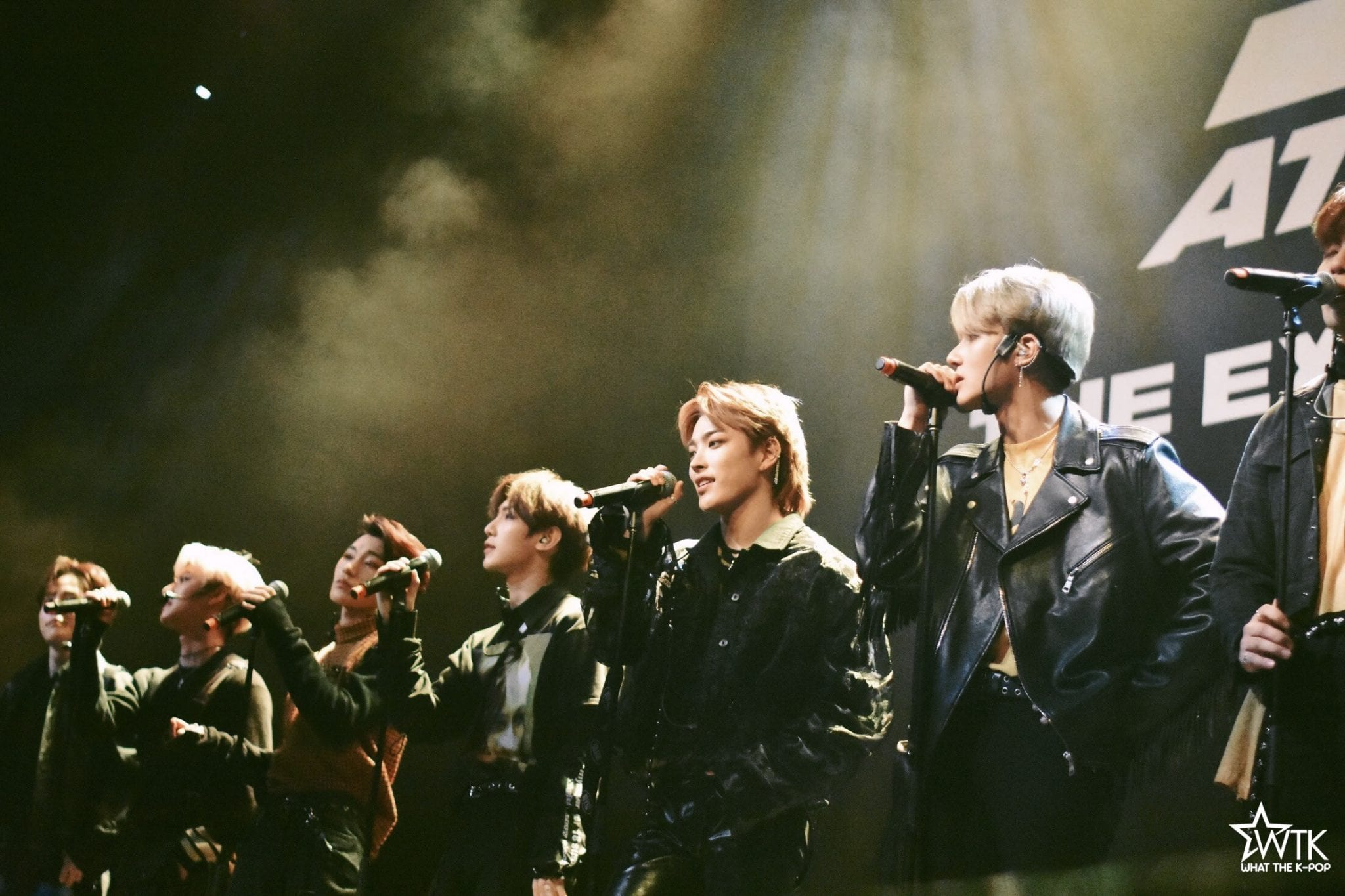 PHOTO GALLERY: ATEEZ Impressively Heats Up The Stage On First U.S. Tour