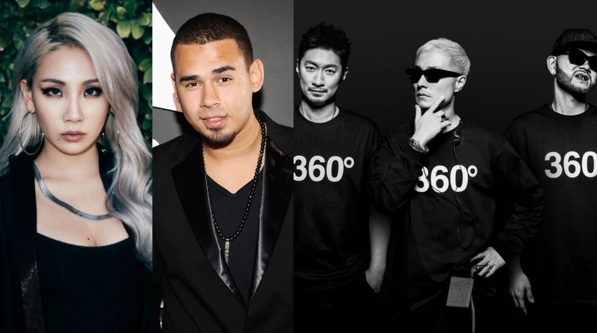 """CL, Afrojack, And PKCZ To Collaborate In New Song """"CUT IT UP"""""""