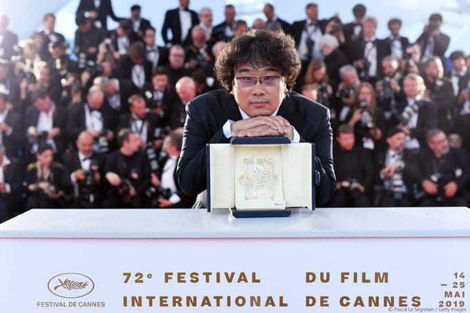 Bong Joon Ho Makes History As First South Korean Director To Win The Palme d'Or At Cannes Film Festival