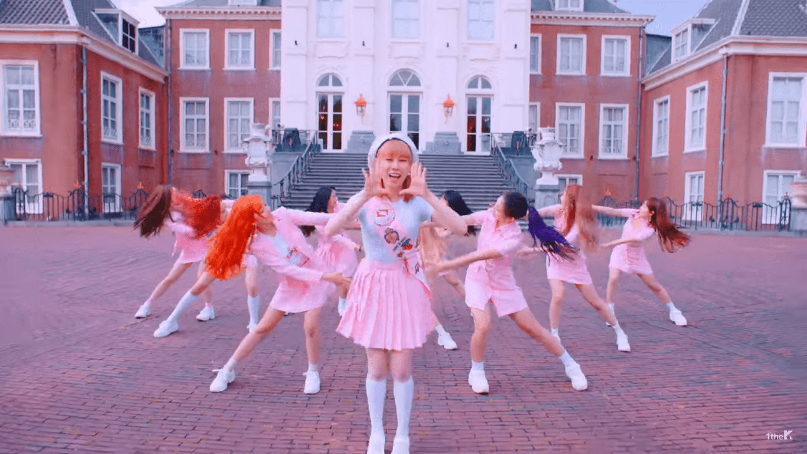 """WATCH: Cherry Bullet Plays Games In New """"Really Really"""" MV"""