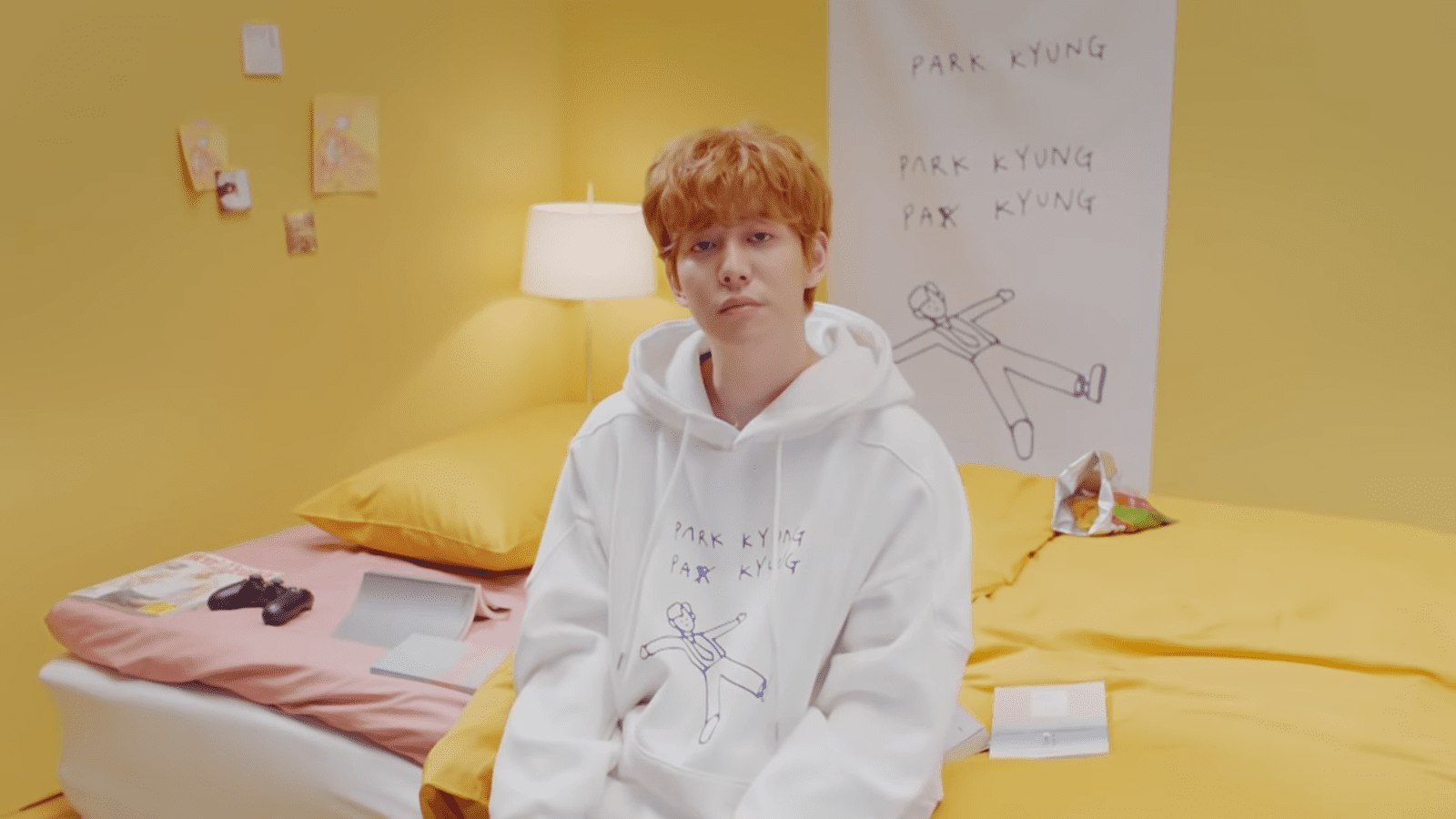 """WATCH: Block B's Park Kyung Makes Comeback With """"Gwichanist"""" MV"""