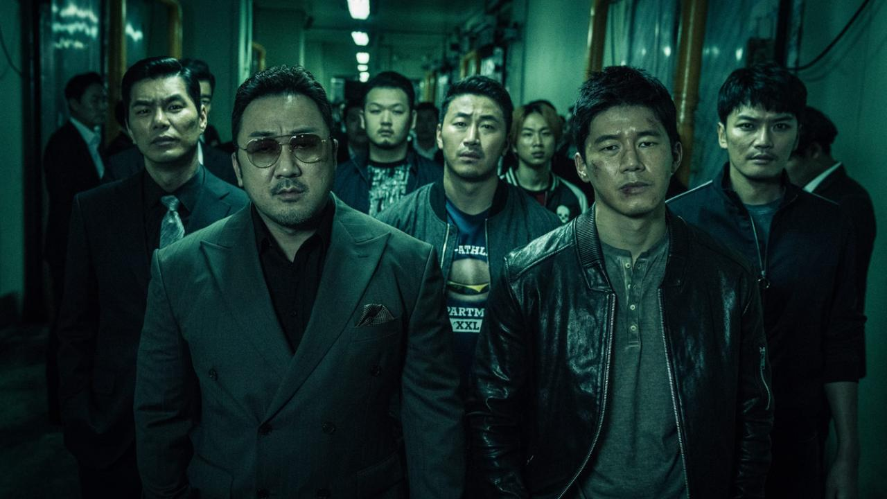 "K-FILM REVIEW: Ma Dong Seok Steals The Show In Action Thriller ""The Gangster, The Cop, The Devil"""