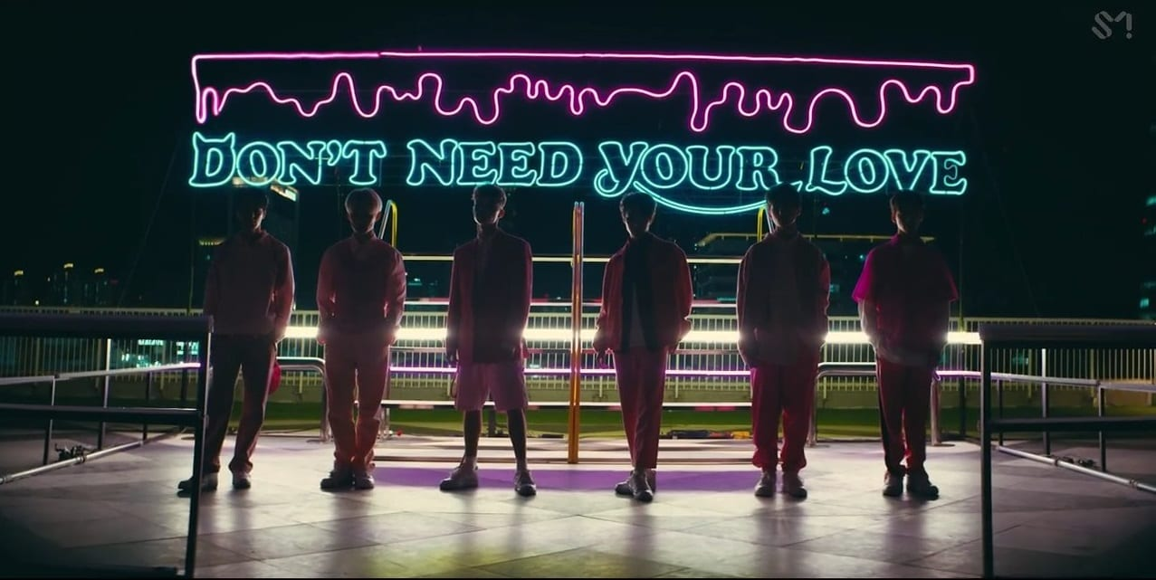 """WATCH: NCT Dream and HRVY Are Done With Pain In """"Don't Need Your Love"""" MV"""
