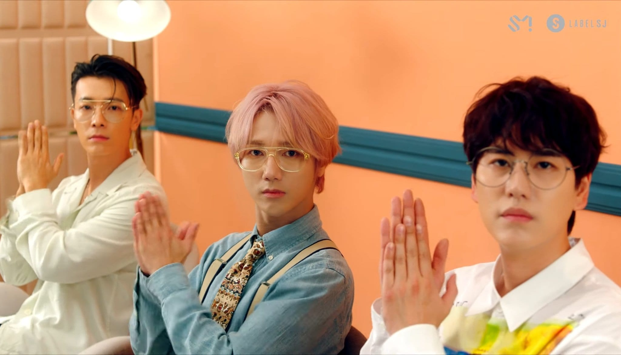 "WATCH: Super Junior's Yesung Marvels At The ""Pink Magic"" Of Love In Comeback MV"
