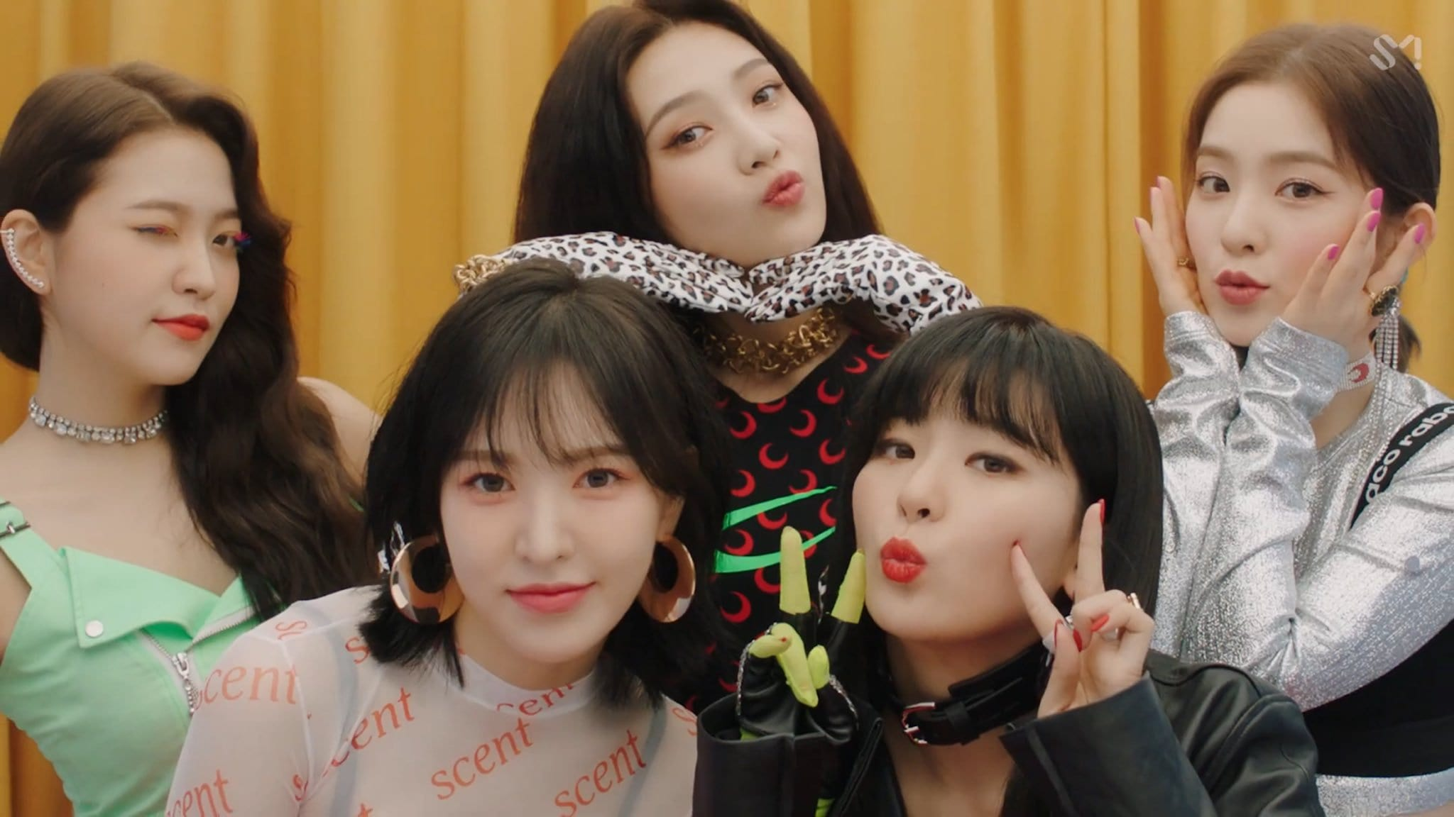"WATCH: Red Velvet Draws You Into A World Of Magic And Fun In ""Zimzalabim"" MV"